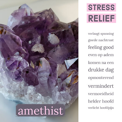 stress relief amethist roll- on