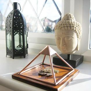 Meru piramide als energie- instrument