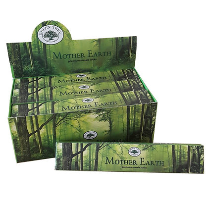 Mother Earth Green tree
