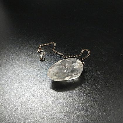 Bergkristal facet