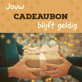 Jouw cadeaubon
