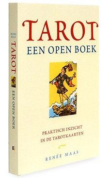 tarot een open boek