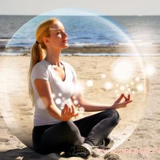 Aura- en chakra- balancing met edelstenen