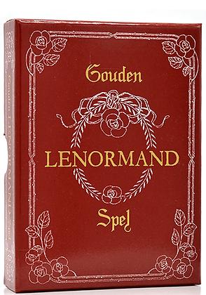 gouden Lenormand spel