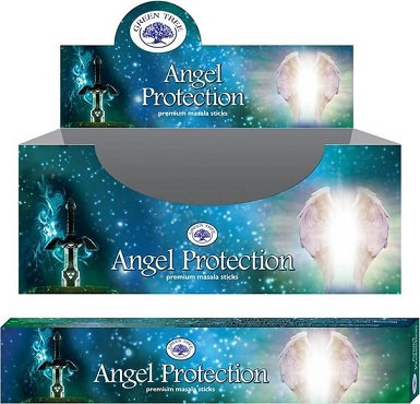 Angel protection Green Tree