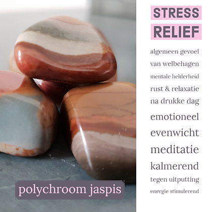 stress relief polychroom jaspis roll- on