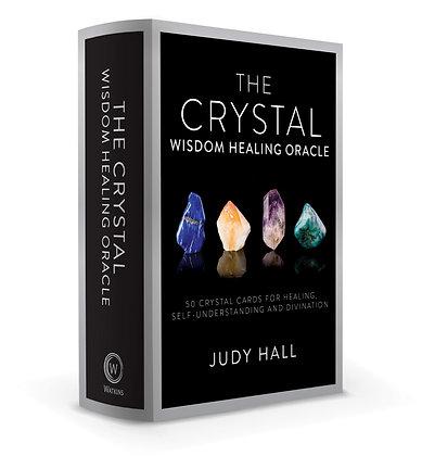 Het kristal, orakel van de helende wijsheid kaarten