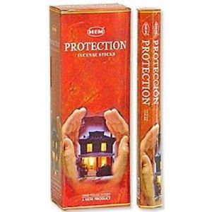 Protection wierook