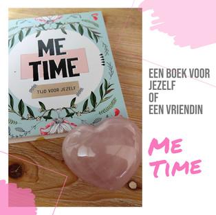 Boek Me time