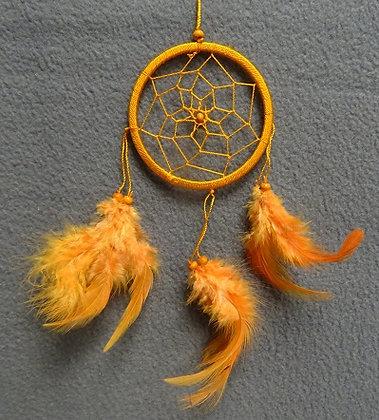 dromenvanger oranje rond