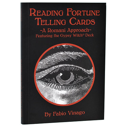 reading fortune telling cards boek