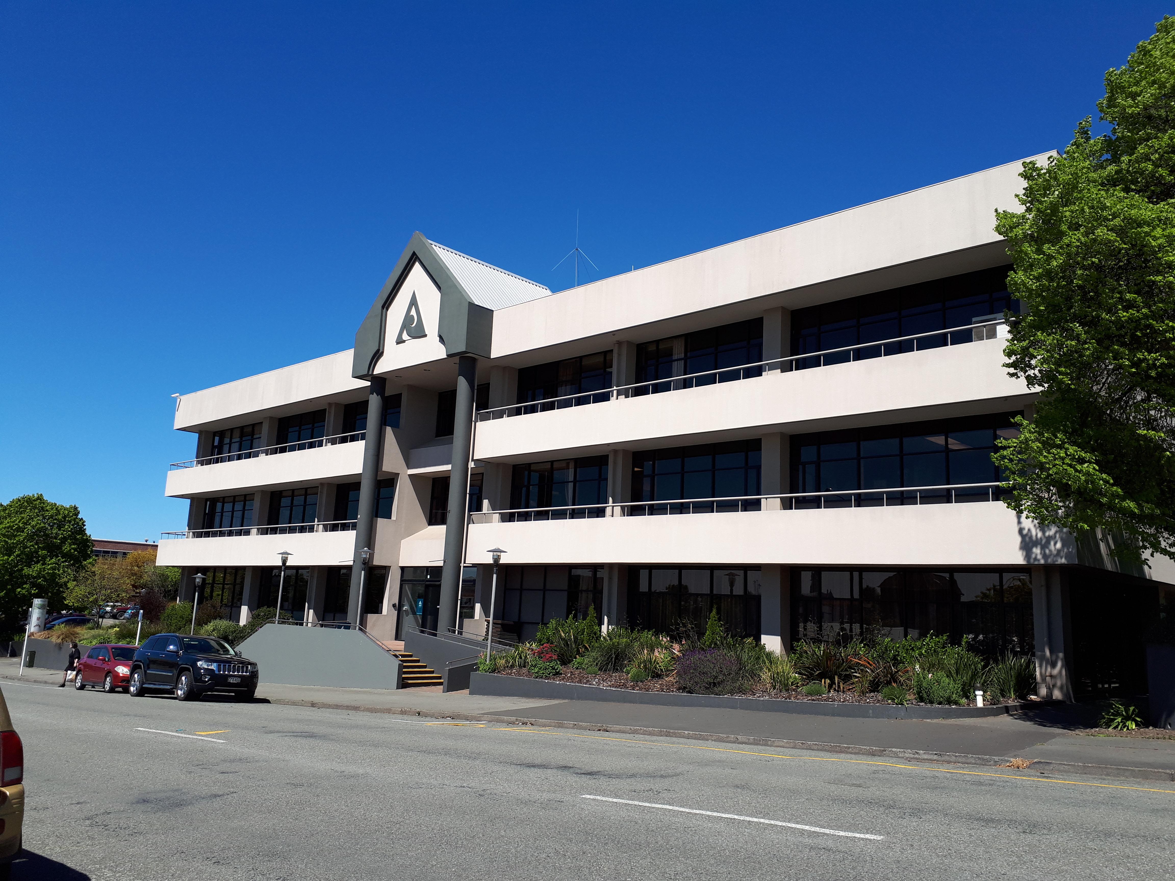 Timaru campus (A block)