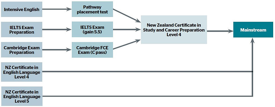 NZ Certificate in Study and Career Preparation Pathway