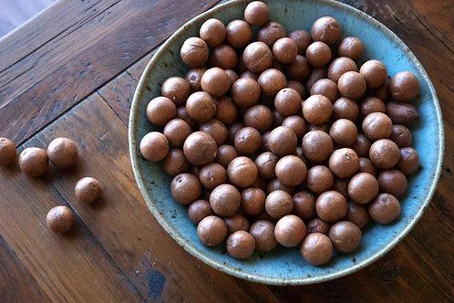 Chocolate Macadamia Mousse - Claudia Marie Dessert