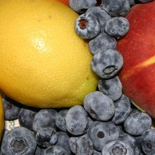 Lemon Blueberry Mousse - Claudia Marie Dessert Mix