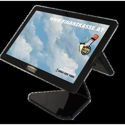 FINANZKASSE P1 TOUCH KASSENCOMPUTER 15,6 Zoll mit zusätzlichem Kundenbildschirm