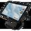 Thumbnail: FINANZKASSE P1 TOUCH KASSENCOMPUTER 15,6 Zoll mit zusätzlichem Kundenbildschirm