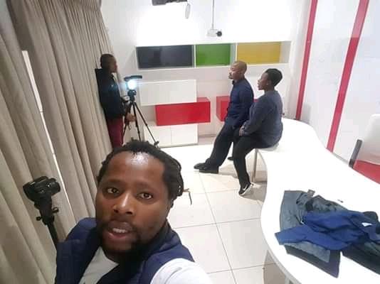 Vodacom Innovation Park - Video Shoot