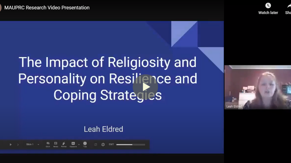 The Impact of Religiosity and Personality on Resilience and Coping Strategies