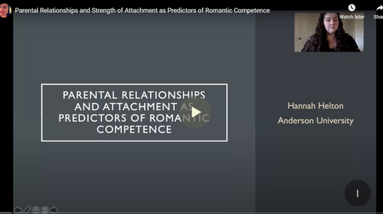 Parental Relationships and Attachment as Predictors of Romantic Competence