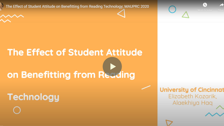 The Effect of Student Interest and Improvement in Reading Proficiency Using MVRC