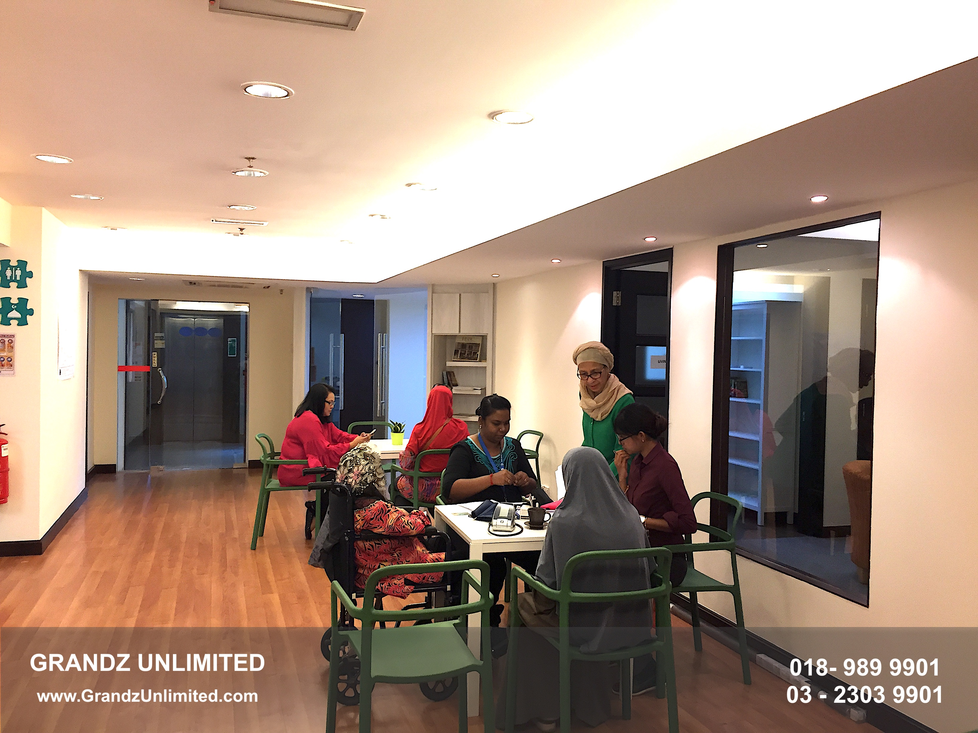 Activity Lounge