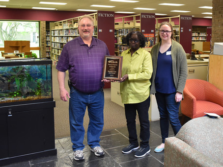MCLS wins Pride in Property Award