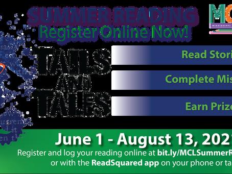 Shelf Talk: Summer Reading Part 1