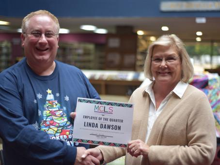 Employee of the Quarter: Linda Dawson