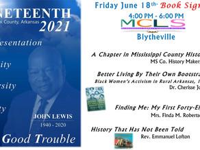 Shelf Talk 34: Juneteenth Book Signing