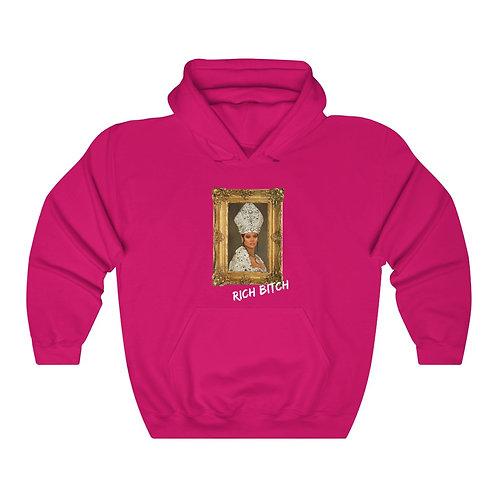 RICH BI**H Hooded Sweatshirt