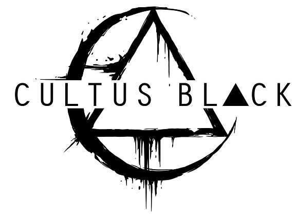 Cultus Black - Physical / Autographed Copy  (PRE-ORDER)