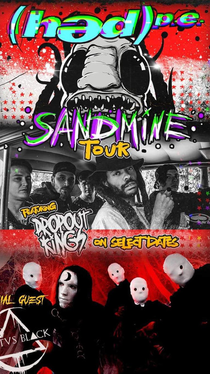 Hitting the road with HED PE and Dropout Kings