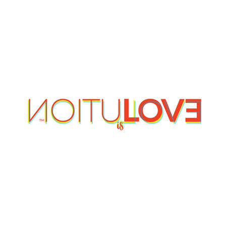 """Love is Evolution"" T-Shirt Artwork"