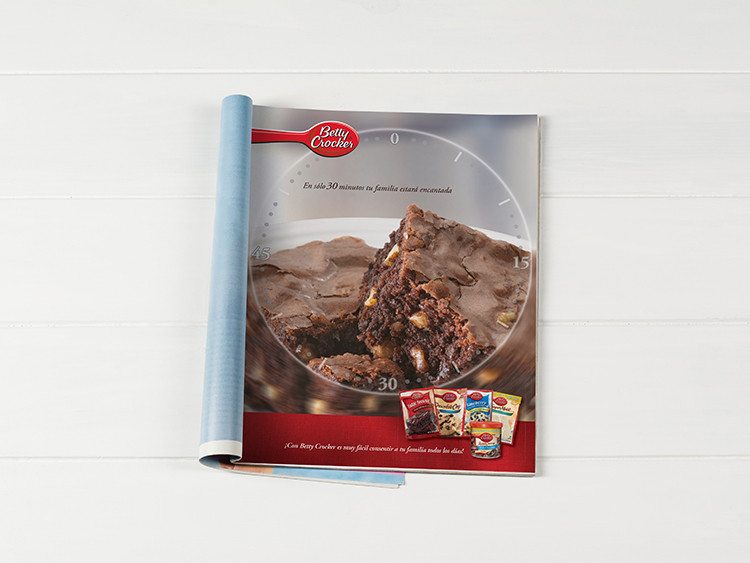Betty Crocker Print Campaign