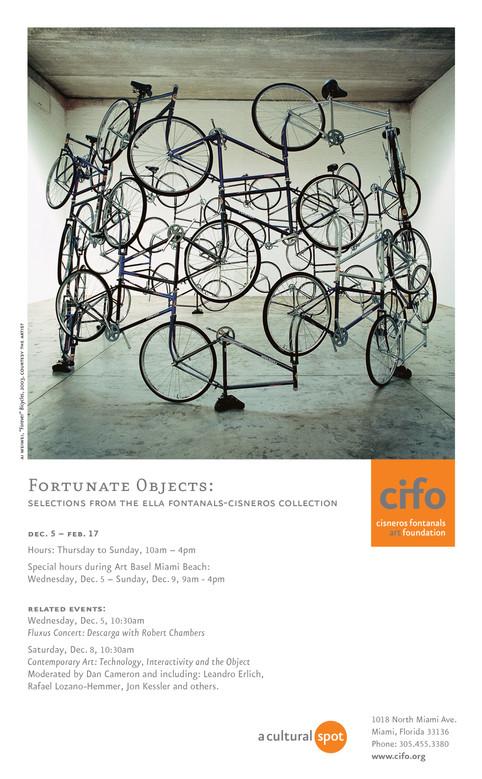 Exhibition Magazine Ad - Featured Artist Ai Weiwei