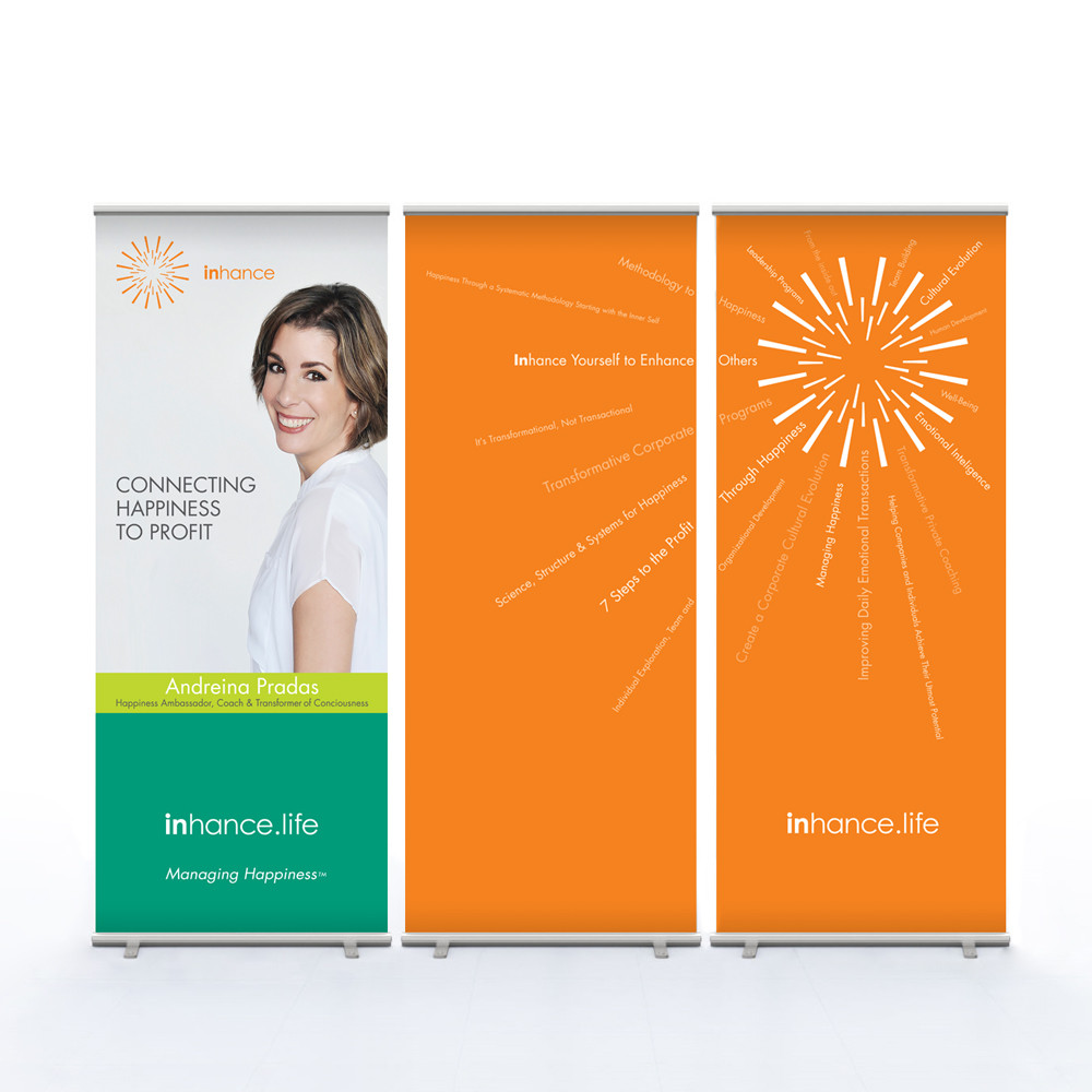 Inhance Stand Alone Banners