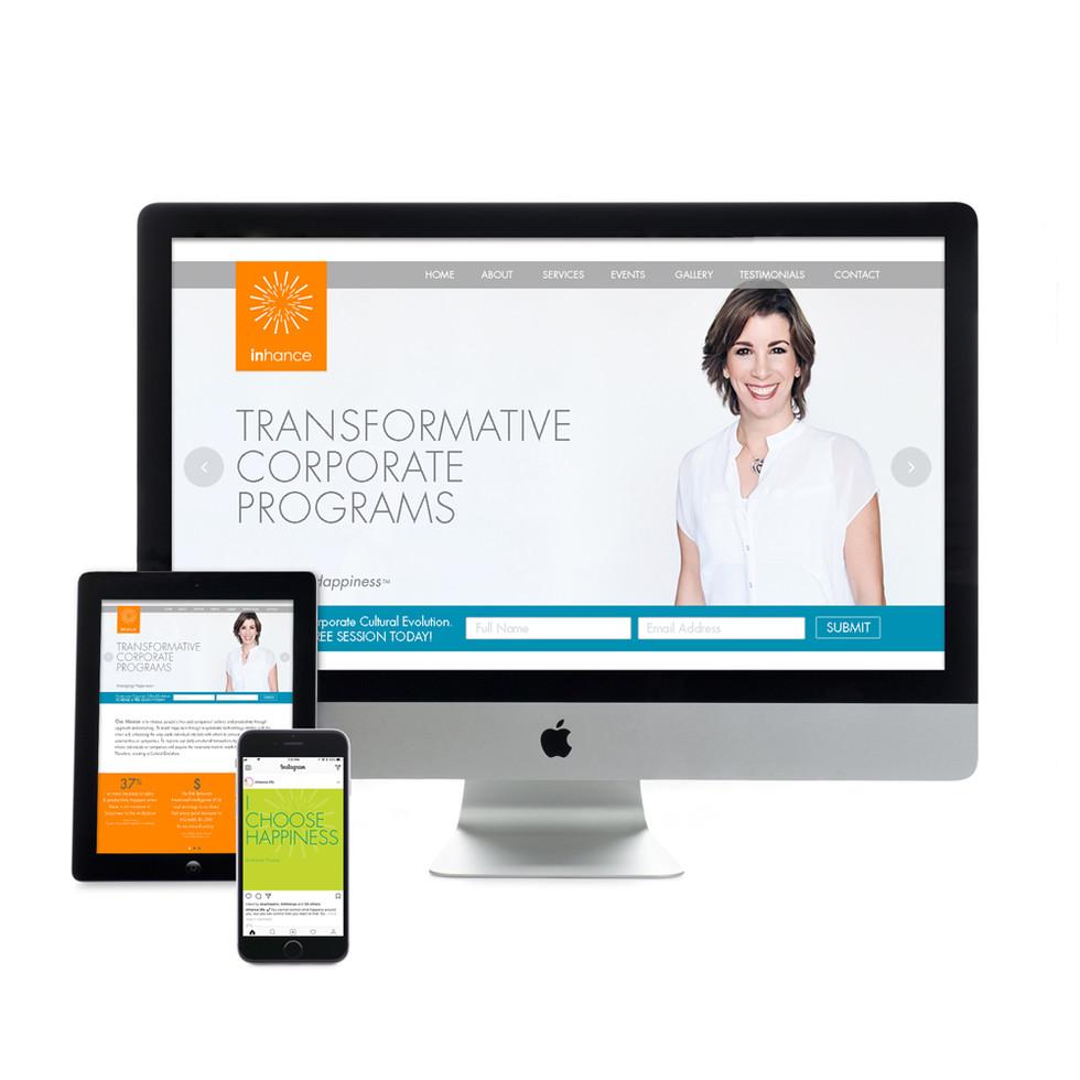 Inhance Website