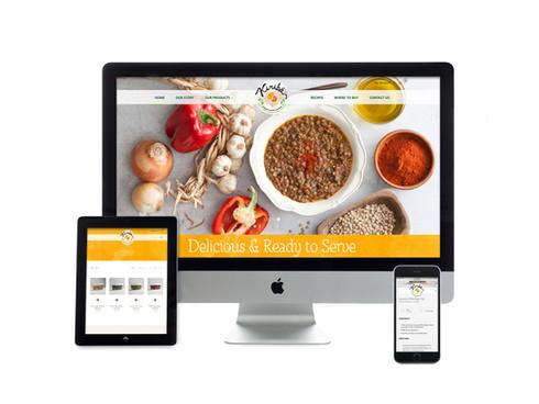 Kiribá Corporate ID & Website