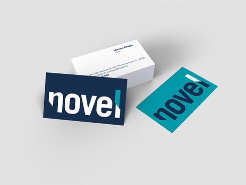 Novel Corporate ID