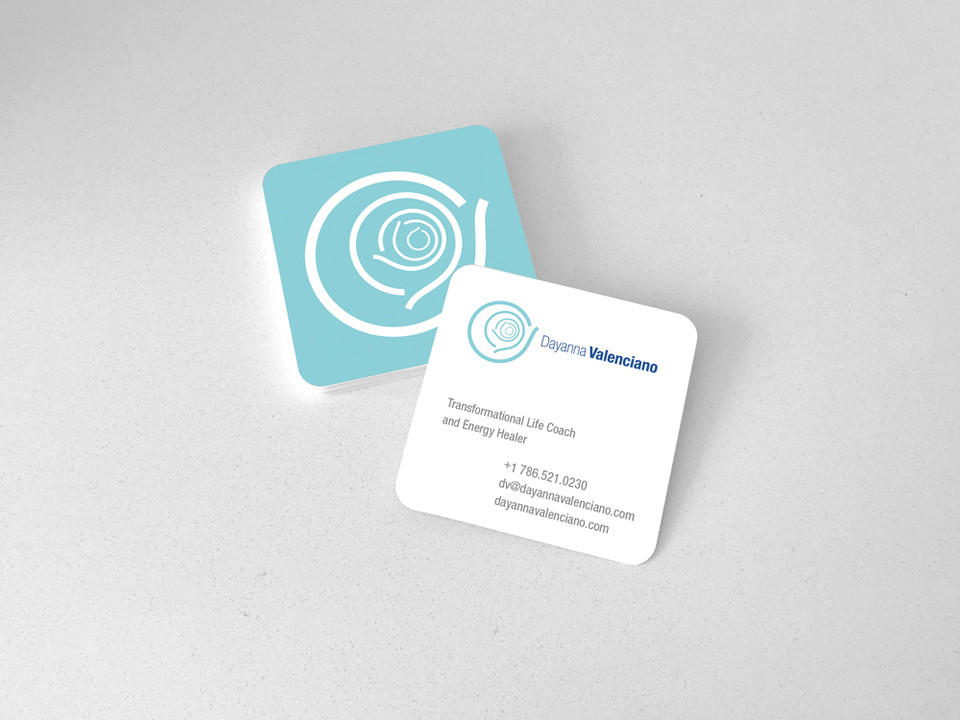 Dayanna Valenciano Business Card