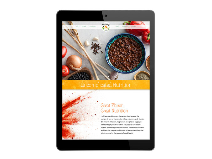 Kiribá Website - Home