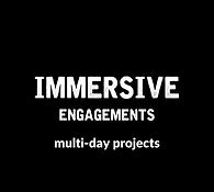 Hexagon - Black - Immersive Engagements.