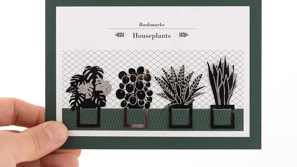 Bookmark set - Houseplant & botanical enthusiasts
