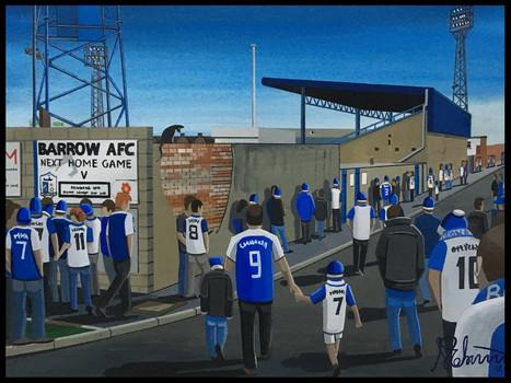 Barrow A.F.C