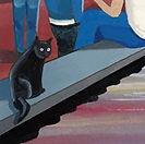 andrewrobinsonart puppo cat preston nort