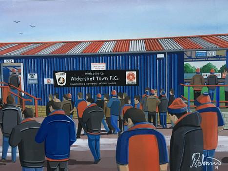 Aldershot Town F.C