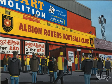 Albion Rovers F.C
