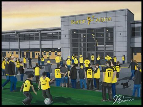 Burton Albion F.C