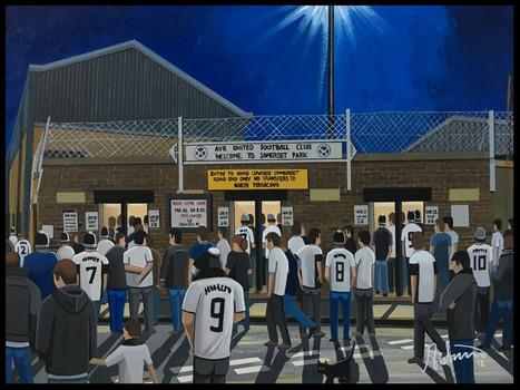 Ayr United F.C